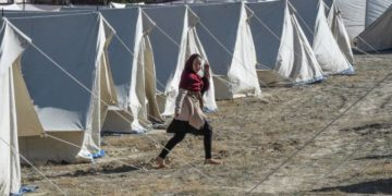 AFP: Taftan Coronavirus Quarantine Camp