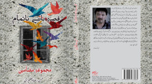 Book 'The Unfinished Stories' by Hasan Riza Changezi on Hazara Genocide in Pakistan