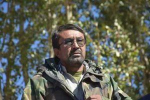 Hazara Commander Ali Poor